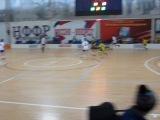 Фрязино 2013 год игра за 3-е место Севмаш-Кобра 2 период