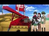 Девочки и Танки / Girls und Panzer 3 серия [озвучка  Tinko & Shina]
