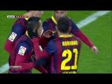 Кубок Испании-2014, 1/4 финала. Барселона 5-1  Леванте Обзор матча  30.01.2014